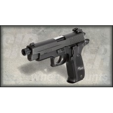 SIG P226® Elite Dark Threaded barrel